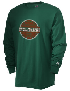 Bering Land Bridge National Preserve  Russell Men's Long Sleeve T-Shirt
