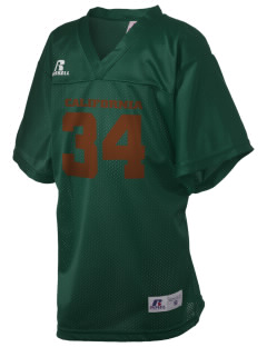 California National Historic Trail Russell Kid's Replica Football Jersey
