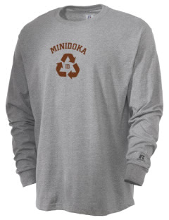 Minidoka National Historic Site  Russell Men's Long Sleeve T-Shirt