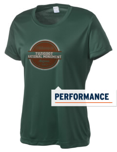 Tuzigoot National Monument Women's Competitor Performance T-Shirt