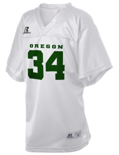 Oregon National Historic Trail Russell Kid's Replica Football Jersey