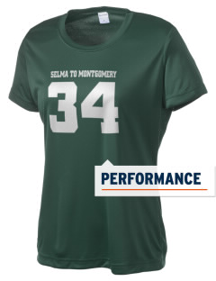 Selma to Montgomery National Historic Trail Women's Competitor Performance T-Shirt