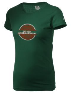 De Soto National Memorial  Russell Women's Campus T-Shirt