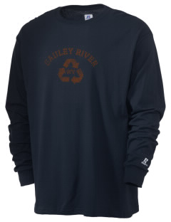 Gauley River National Recreation Area  Russell Men's Long Sleeve T-Shirt