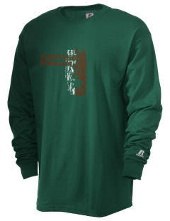 New Jersey Pinelands National Reserve  Russell Men's Long Sleeve T-Shirt