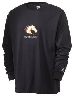 University of Texas at Arlington Mavericks  Russell Men's Long Sleeve T-Shirt