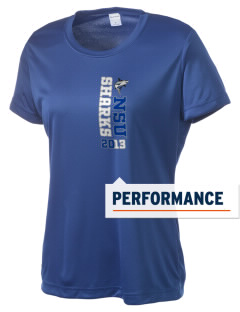 Nova Southeastern University Sharks Women's Competitor Performance T-Shirt