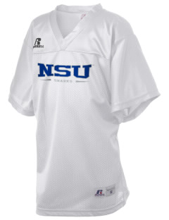 Nova Southeastern University Sharks Russell Kid's Replica Football Jersey
