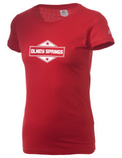 Olney Springs  Russell Women's Campus T-Shirt