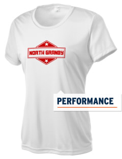North Granby Women's Competitor Performance T-Shirt