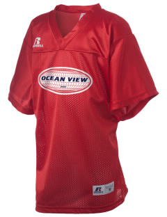 Ocean View Russell Kid's Replica Football Jersey