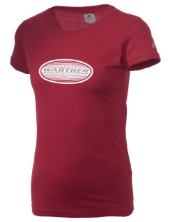 Warthen  Russell Women's Campus T-Shirt