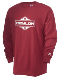 Ceylon  Russell Men's Long Sleeve T-Shirt