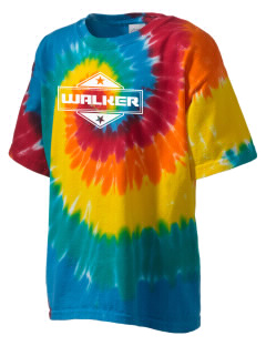 Walker Kid's Tie-Dye T-Shirt