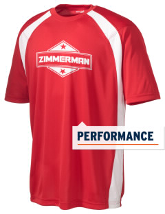 Zimmerman Men's Dry Zone Colorblock T-Shirt