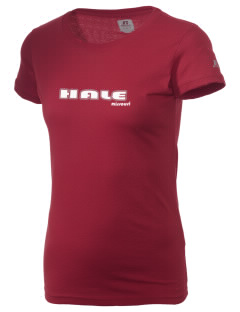 Hale  Russell Women's Campus T-Shirt