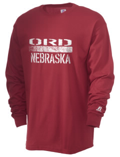 Ord  Russell Men's Long Sleeve T-Shirt