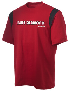 Blue Diamond Holloway Men's Rush T-Shirt