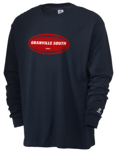 Granville South  Russell Men's Long Sleeve T-Shirt