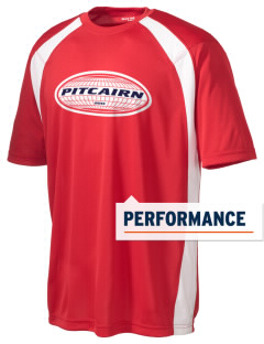 Pitcairn Men's Dry Zone Colorblock T-Shirt