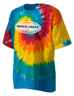 Beech Creek Kid's Tie-Dye T-Shirt