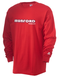 Munford  Russell Men's Long Sleeve T-Shirt