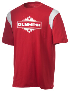 Olympia Holloway Men's Rush T-Shirt