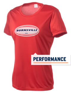 Burnsville Women's Competitor Performance T-Shirt