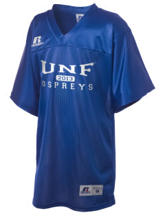 University of North Florida Ospreys Russell Kid's Replica Football Jersey