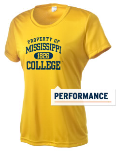 Mississippi College Choctaws Women's Competitor Performance T-Shirt