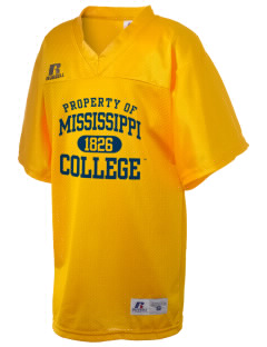 Mississippi College Choctaws Russell Kid's Replica Football Jersey