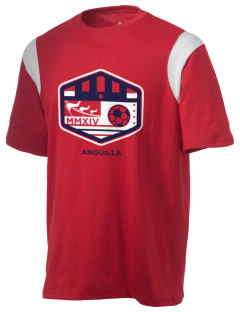 Anguilla Soccer Holloway Men's Rush T-Shirt