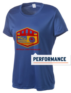 Antigua and Barbuda Soccer Women's Competitor Performance T-Shirt