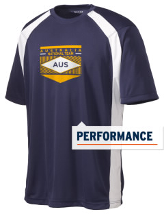 Australia Soccer Men's Dry Zone Colorblock T-Shirt