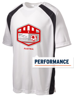 Austria Soccer Men's Dry Zone Colorblock T-Shirt
