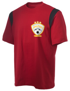 Bhutan Soccer Holloway Men's Rush T-Shirt