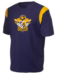 Curacao Soccer Holloway Men's Rush T-Shirt