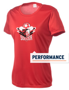 Georgia Soccer Women's Competitor Performance T-Shirt