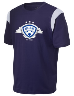 Guam Soccer Holloway Men's Rush T-Shirt