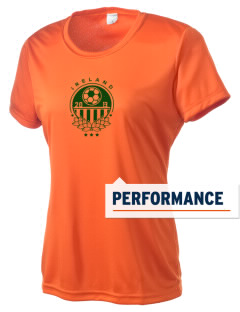 Republic of Ireland Soccer Women's Competitor Performance T-Shirt