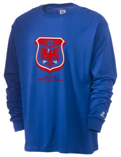 Russia Soccer  Russell Men's Long Sleeve T-Shirt