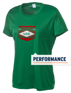 United Arab Emirates Soccer Women's Competitor Performance T-Shirt