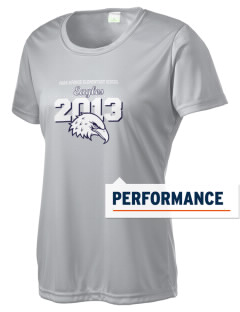 Park Avenue Elementary School Eagles Women's Competitor Performance T-Shirt