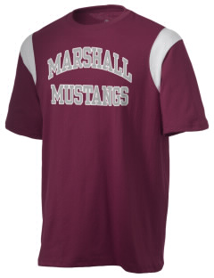 Marshall Middle School Mustangs Holloway Men's Rush T-Shirt
