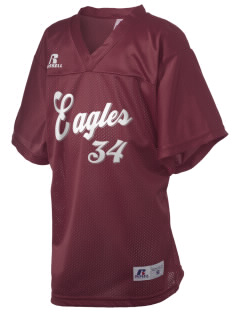 Garfield Adult Center Eagles Russell Kid's Replica Football Jersey