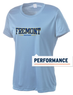 Fremont Middle School Trailblazers Women's Competitor Performance T-Shirt