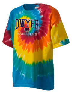 Dwyer High School Panthers Kid's Tie-Dye T-Shirt