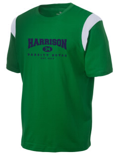 Carl Harrison High School Hoyas Holloway Men's Rush T-Shirt