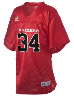 Barnstable HMCS School Raiders Russell Kid's Replica Football Jersey