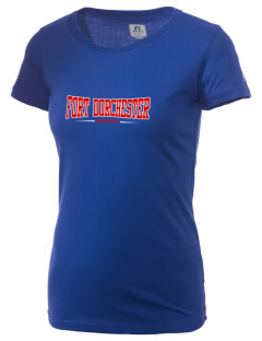 Fort Dorchester High School Patriots  Russell Women's Campus T-Shirt